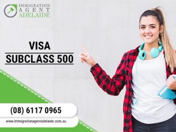 Student Visa Subclass 500 | Registered Migration Agent Adelaide
