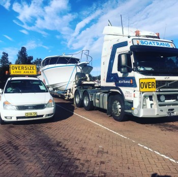 Boat Transport Service in Gold Coast