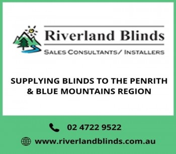 Extensive Experience in Blinds Penrith