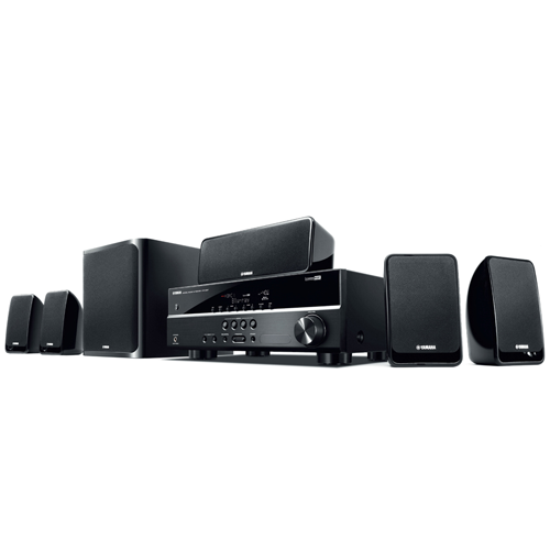 YAMAHA HOME THEATRE 5.1CH SYSTEM