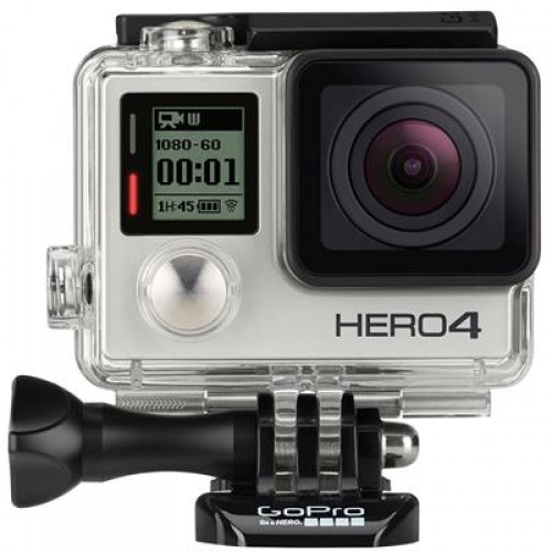 GoPro Hero4 Action Video Camera Full HD