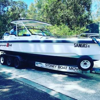 Boat Transport Service in Brisbane