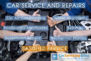 Looking for Car Repair Services in Niddrie?
