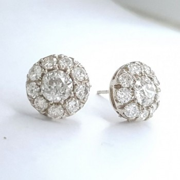 Shop Diamond Earring - VintageTimes