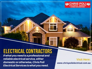 Best Electrical Contractors in Penrith | Chris Poli Electrical Services