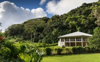 Kakaia Retreat 3 Bedroom House (For 4 People) - The Cook Islands