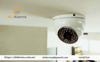 CCTV Cameras Sydney    Al Alarms