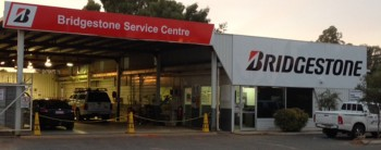 Bridgestone Service Centre Alice Springs Fogarty S