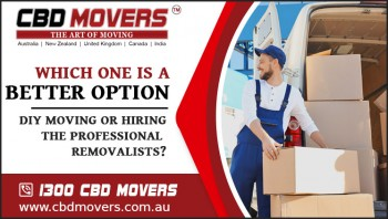 Hiring The Professional Removalists Ballarat
