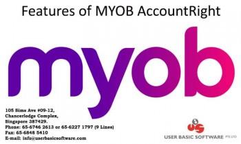 MYOB Accounting | MYOB Accounting Software | User Basic Software