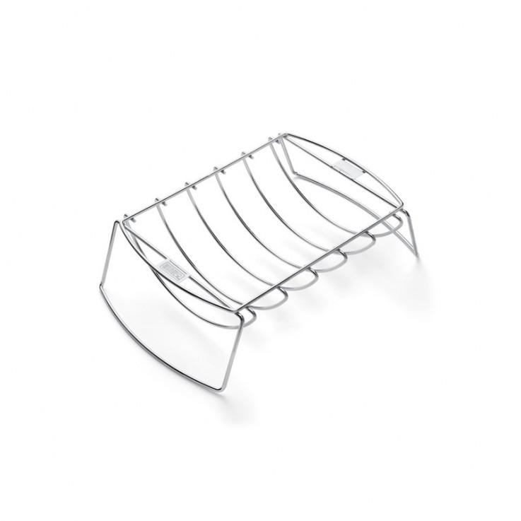 Weber® Reversible Rib & Roast Holder