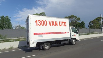 Easy Hiring Process With Go With The Gecko Sydney Truck Hire