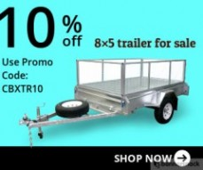 Go Grab the Offer Price for 8x5 Trailers