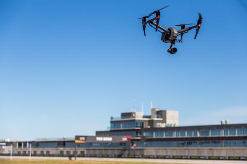 Drone Photograph ...