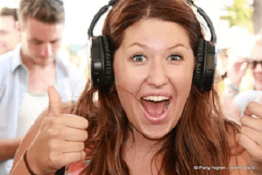 Hire Silent Disco for Corporate Christmas party