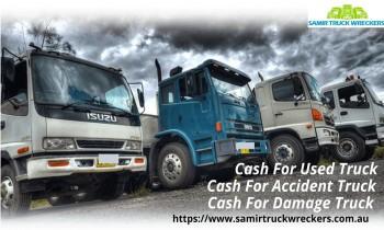 Cash for Damaged Trucks