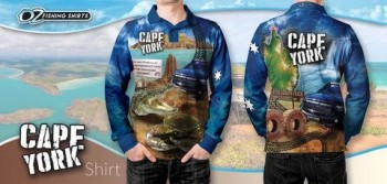 Cape York Shirts | Oz Fishing Shirts