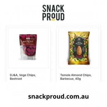Healthy Snacks & Treats Boxes