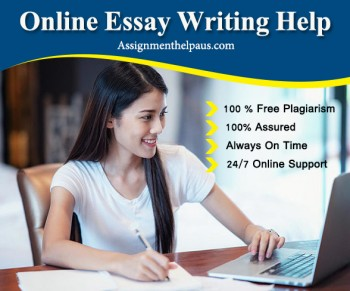 Get the Online Essay Writing Help by Professional Writers at AssignmentHelpAUS