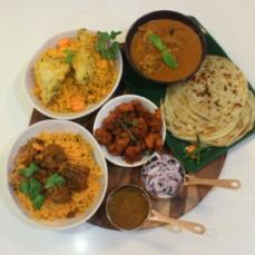 South Indian Restaurant in Docklands