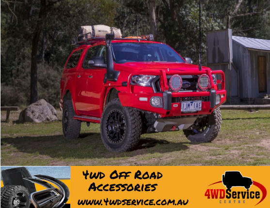 4wd Off Road Acc ...