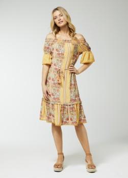 Bohemian Maxi Summer Dresses Maiya