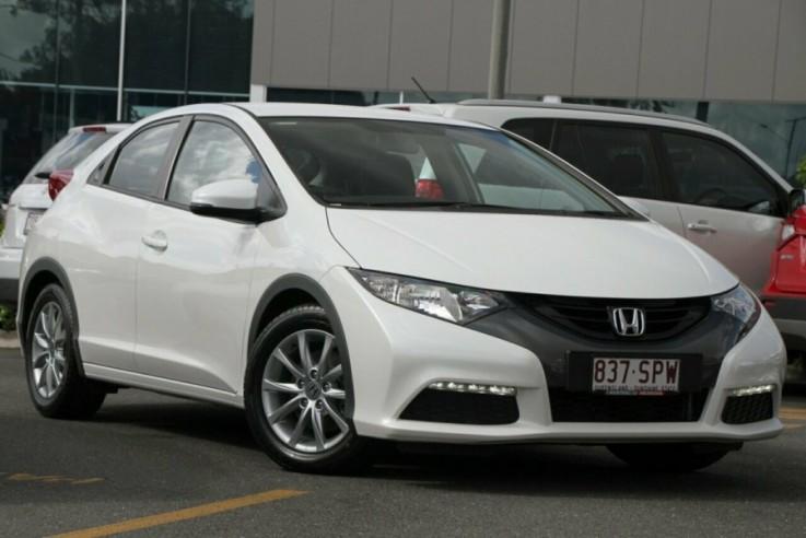 2012 Honda Civic VTi-S