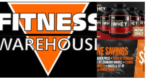 Fitness Warehous ...