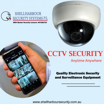 CCTV  Installation in Wollongong