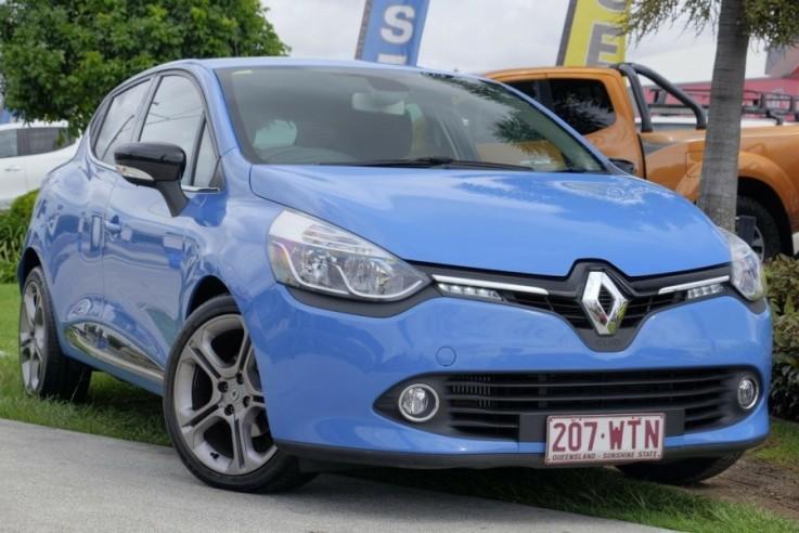 2015 Renault Clio Dynamique EDC