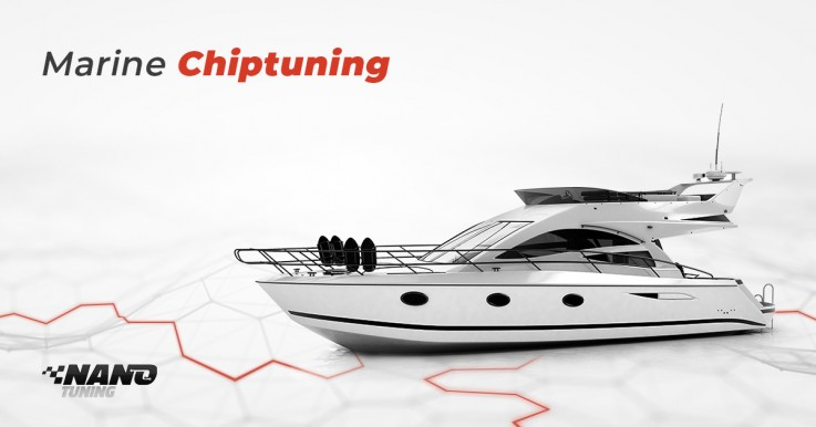 Reshape your boat through ECU remapping services!