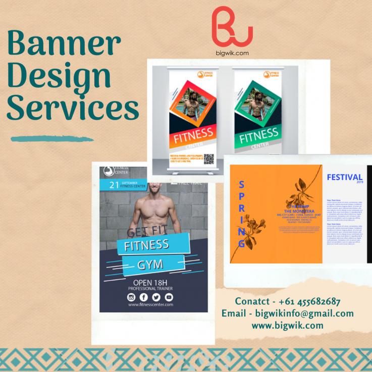 Banner Design Se ...