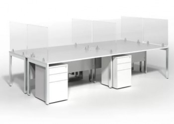 Buy The Best Clear Acrylic Desk Divider