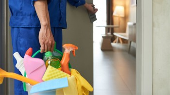 Commercial cleaning jobs near me