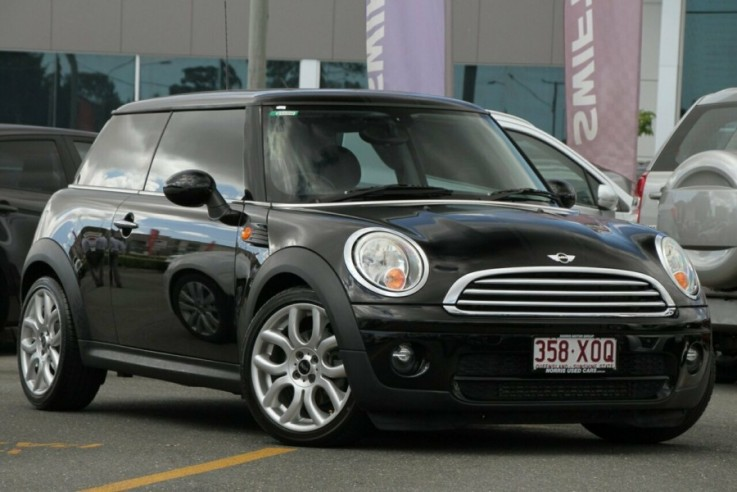 2010 Mini Hatch Cooper D