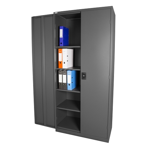 Steelco High Lockable Metal Cupboard 200