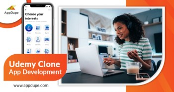 Udemy Clone App Development