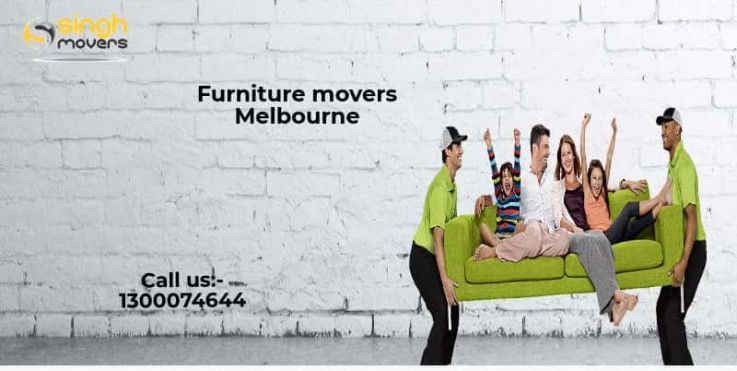 Furniture movers ...