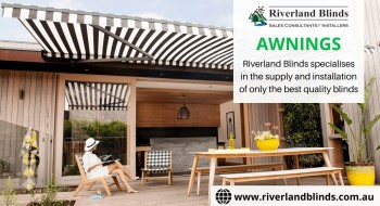 Vastly Experienced in Supplying Awnings
