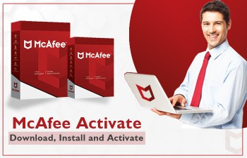 McAfee.com/Activate - Enter activation c