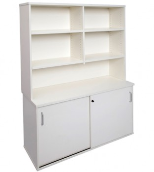 Modular Range Credenza and Hutch Package