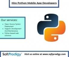 Hire Python Mobi ...