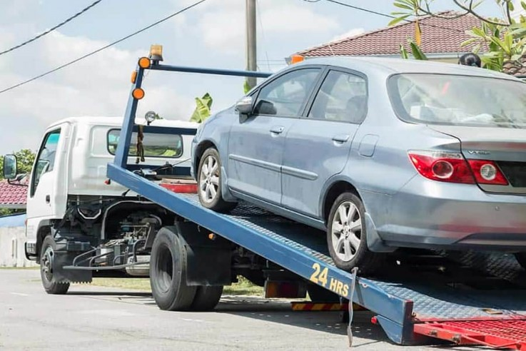Affordable 24 Hours Towing Service in Richmond - Richmond Fast Towing