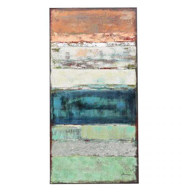 Abstract Colour I Canvas