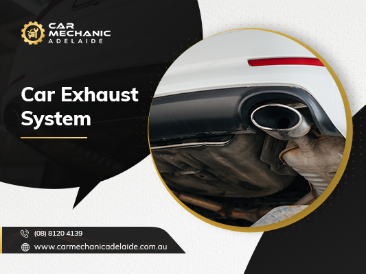 Best car exhaust system services in Adelaiide