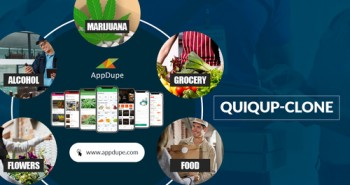 Quiqup Clone - On-Demand Delivery App