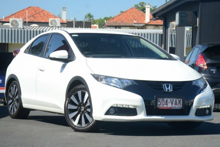 2014 Honda Civic VTi-L
