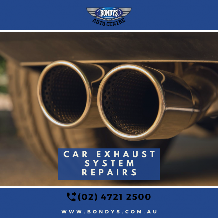 Quality Exhaust System Repair in Penrith - Bondy's Auto Centre