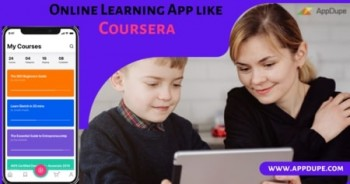 Coursera clone App Development