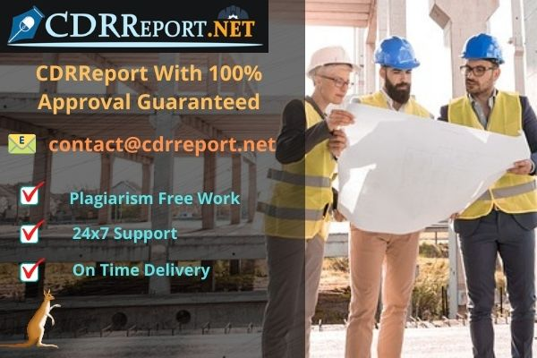 CDRReport With 100% Approval Guaranteed by CDRReport.Net